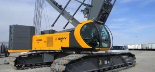 220 Tonne All-Terrain Crane for hire