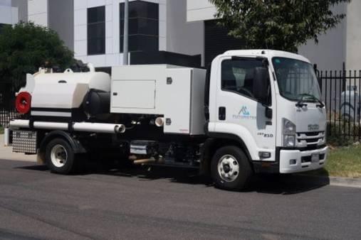 6,000 Litre Vacuum Truck for hire