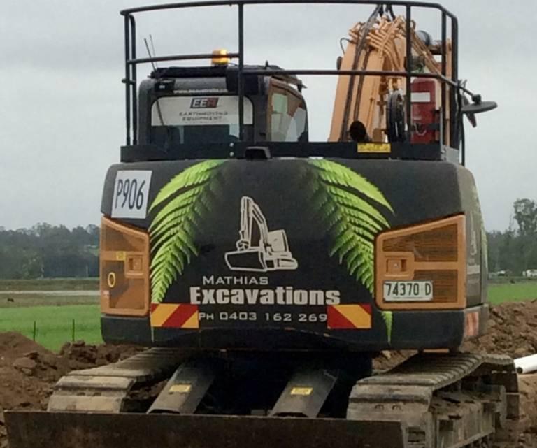 Mathias Excavations Pty Ltd
