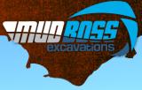 Mud Boss Amphibious Excavators