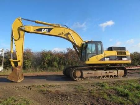 Excavators  22 tonne for hire