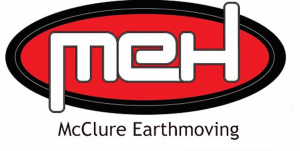 McClure Earthmoving Harrow