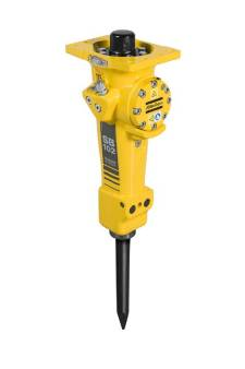 Air Breakers & Rock Drills Breaker silenced Heavy for hire