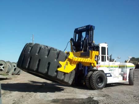 FD135-8 Komatsu Forklift Diesel for hire