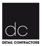 Detail Contractors Pty Ltd