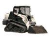 Terex PT-50 Tracked Skid Steer Loader