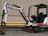 2008 Bobcat 323 1.6 Tonne Mini Excavator