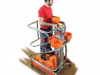 MANLIFT 1.96M (6FT 5IN) SELF PROPELLED
