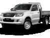 Toyota Hilux 2x4 single Cab Utes