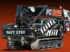 Maeda MC-305C 3 Tonne Crawler Crane