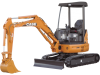CASE CX35 3.5 Tonne Mini Excavator