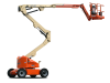 30 Narrow Electric Knuckle Boom