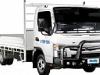2WD Single Cab 10 Metre Bogey Tray Truck