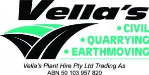 Vella's Plant Hire Pty Ltd