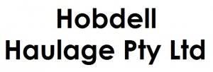 Hobdell Haulage Pty Ltd