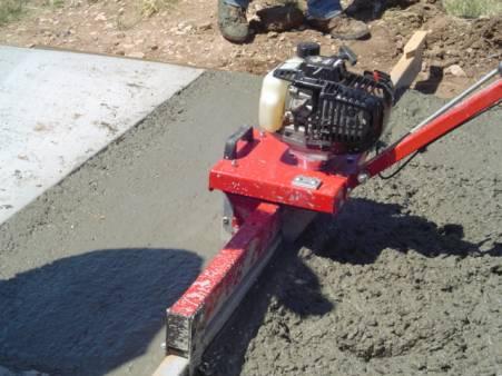 Concrete Screeds for hire