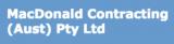 MacDonald Contracting Australia Pty Ltd