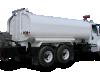6 Wheel Water Truck