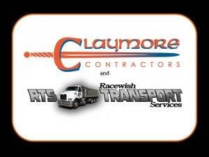 Claymore Contractors & Racewish Transport