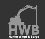 Hunter Wharf and Barge