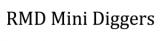 RMD Mini Diggers