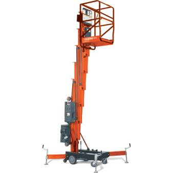 Vertical Personnel Lifts  8m 25ft for hire