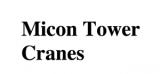 Micon Tower Cranes