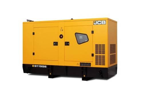 JCB 20kva Diesel Generator for hire