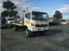 4x2 Flat Deck Truck
