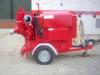 150mm Diesel Trailer Mount (140 l/s) Silenced Fuel Pump