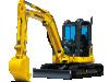 PC55MR-5 Mini Excavator