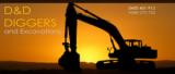 D & D Diggers and Excavations