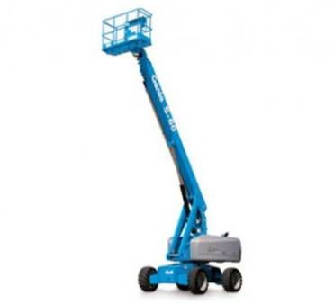 Straight Boom Lifts Diesel Rough Terrain 14m 46ft for hire