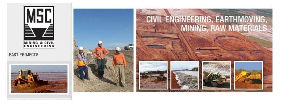 Mine Site Construction Services