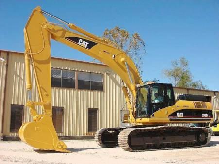 35 Tonne Excavator for hire