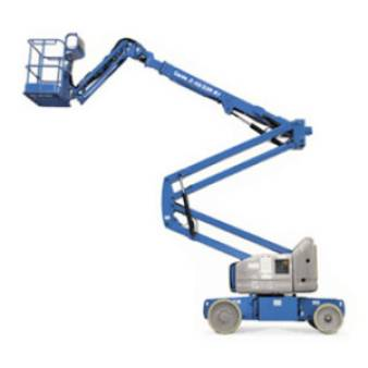 Knuckle Boom Lifts Diesel  Rough Terrain 12.2m 34ft for hire