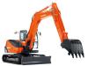 8 Tonne Excavator with Rock Breaker