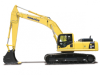 14 Tonne Excavator Knuckle boom with height and slew limiters