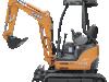 CASE CX17 1.7 Tonne Mini Excavator