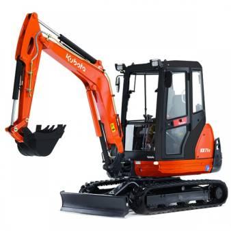 5 Tonne Mini Excavator for hire