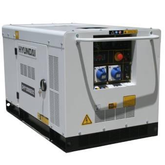 Generators Three Phase 185 kva Invertor diesel silenced for hire
