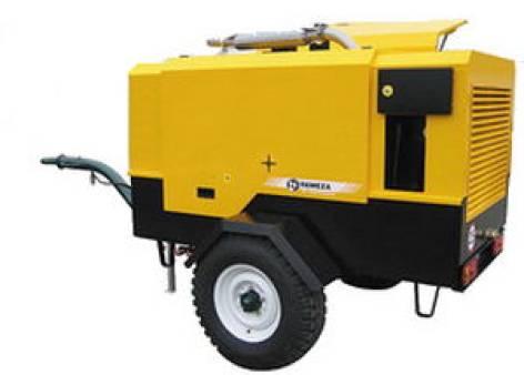 AIR COMPRESSOR Diesel 65 LPS 130 CFM for hire