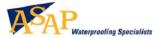 ASAP Waterproofing Specialists Pty Ltd