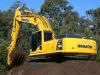 Komatsu 30 Tonne Excavator