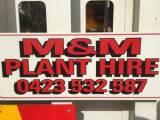 M&M Plant Hire