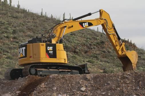 33 - 35 Tonne Excavator for hire
