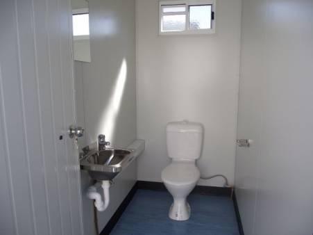 2.4x2.4 Metre Unisex Toilet