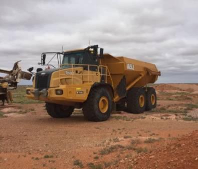 31 - 40 Tonne Articulated Dump Truck