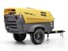 185 CFM Diesel Portable Silenced Air Compressor