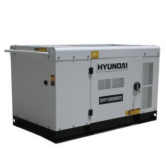 Generators Three Phase 50 kva Invertor diesel silenced for hire